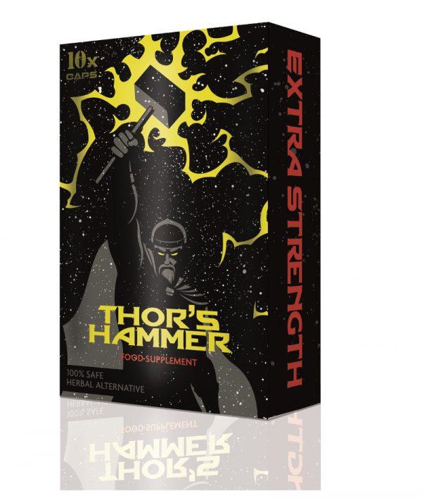 Thors Hammer Potenciador Sexual
